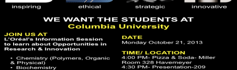 L'Oreal Information Session