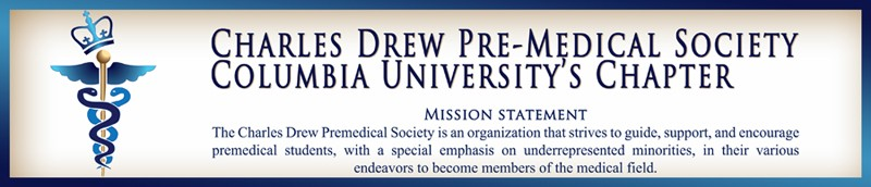 Charles Drew Pre-Medical Society at Columbia University