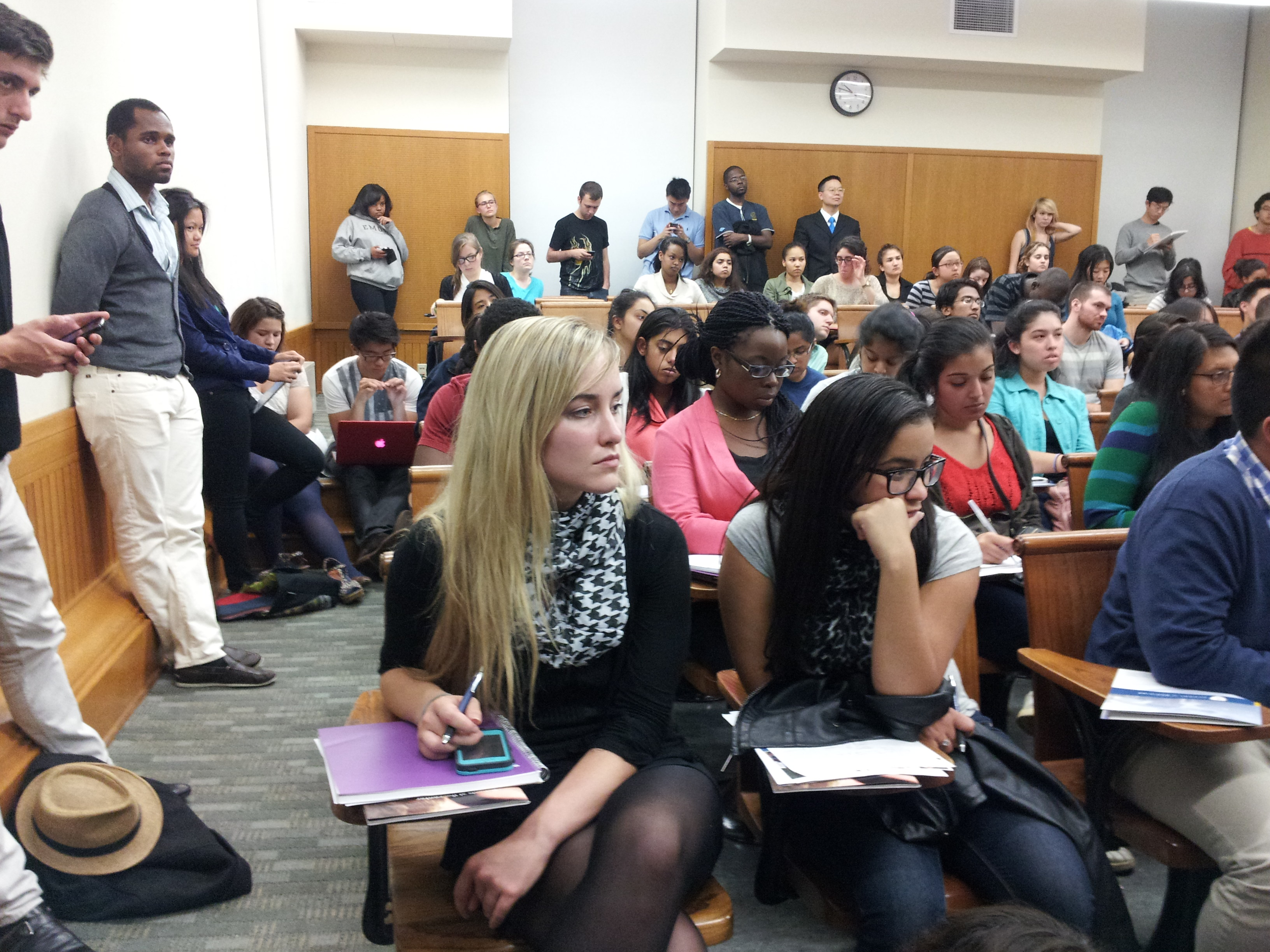 Pictures from Admissions 101: Meet the Deans Panel | Charles