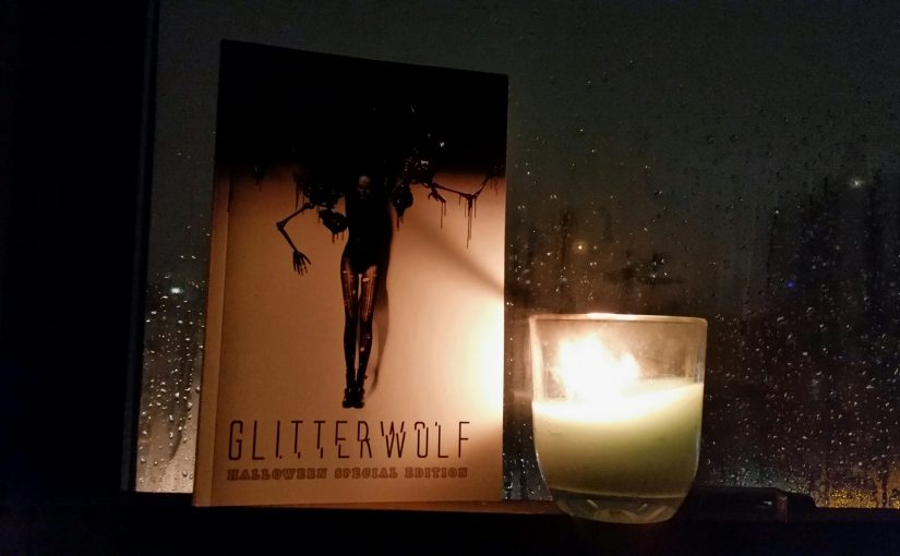 """A Day in the Park"" – a short story published in Glitterwolf Magazine"