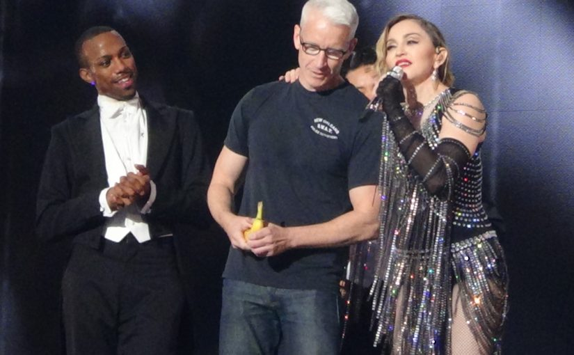 The Downside of Going Viral: Madonna, Anderson Cooper, Donald Trump, and the Alt-Right
