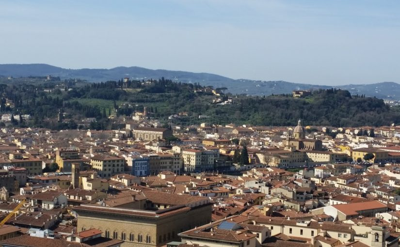 Florence, Italy in Pictures – March 2017 Vacation