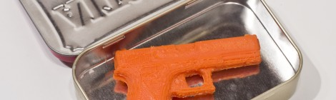 The Freedom to Print Your Own Gun