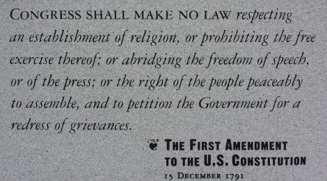 Abusing the Limitations of the First Amendment