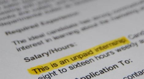 Are Unpaid Internships Legal?