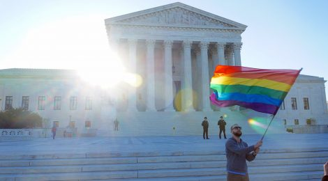 """Why Anti-LGBTQ Laws are Unconstitutional: Romer and North Carolina's """"Bathroom Bill"""""""