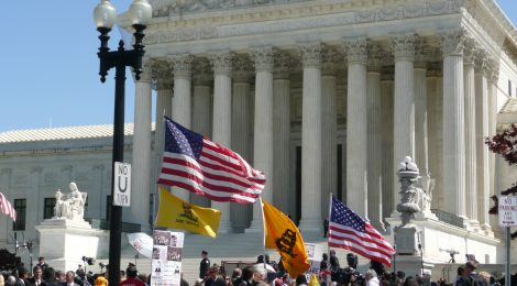 Making It Up As We Go: A Supreme Court Vacancy