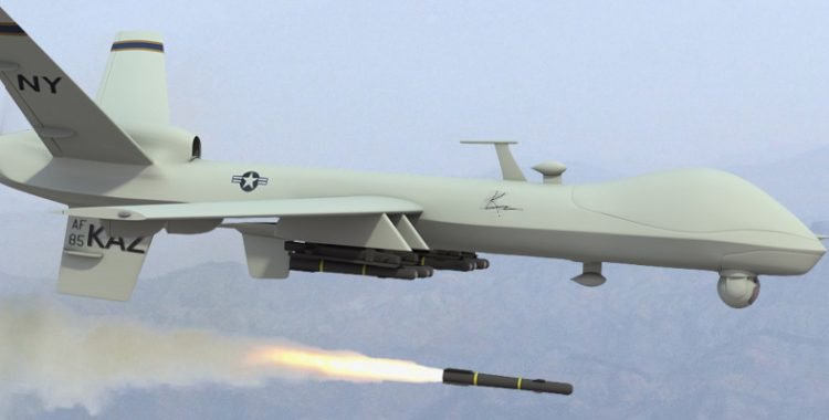 Drones: The New Technology of War and its Legal Consequences