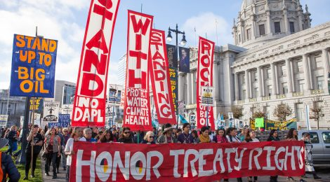 The Precedent Behind DAPL: A Look at Pending Litigation
