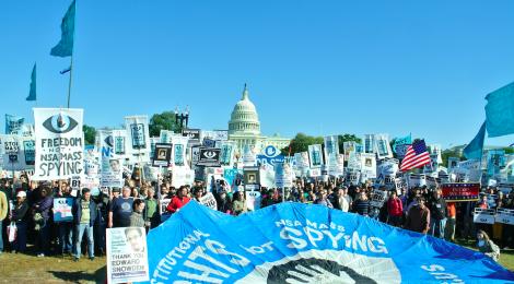 U.S. Mass Surveillance: Striking the Balance Between Security and Liberty