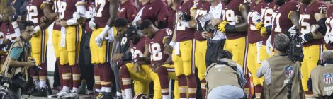 Taking a Knee For First Amendment Rights: Free Speech Precedent for NFL Players