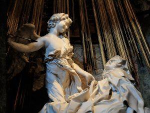 Bernini's Amazing St Therese