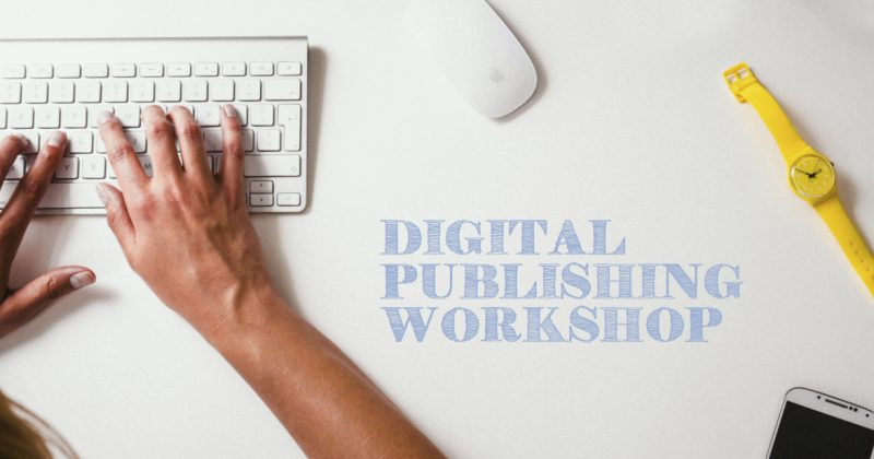 Intro to Digital Publishing