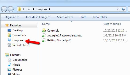 find-dropbox-folder