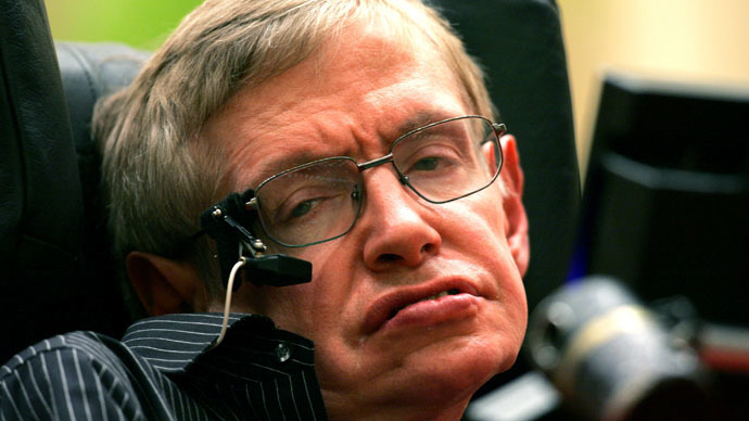 Our Research Featured on Brave New World with Stephen Hawking