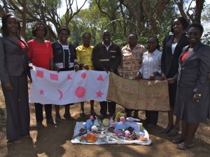 EiE students created ECE Kit for semi-nomadic community in Kenya (Aug 2012)