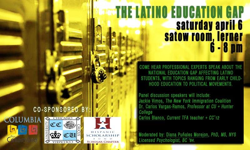 LatinoEducationGap