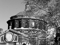 St. Paul's Chapel, 1160 Amsterdam Ave., Columbia University