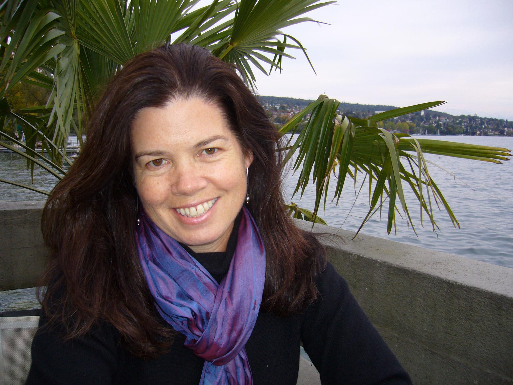 Filmaker Pamela  Yates