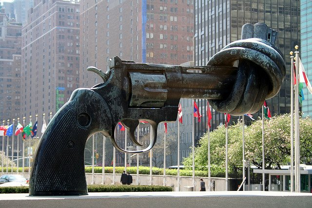 UN Negotiations Fail to Disarm Human Rights Abusers