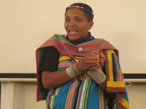 Awardee, Mphatheleni Makaulule