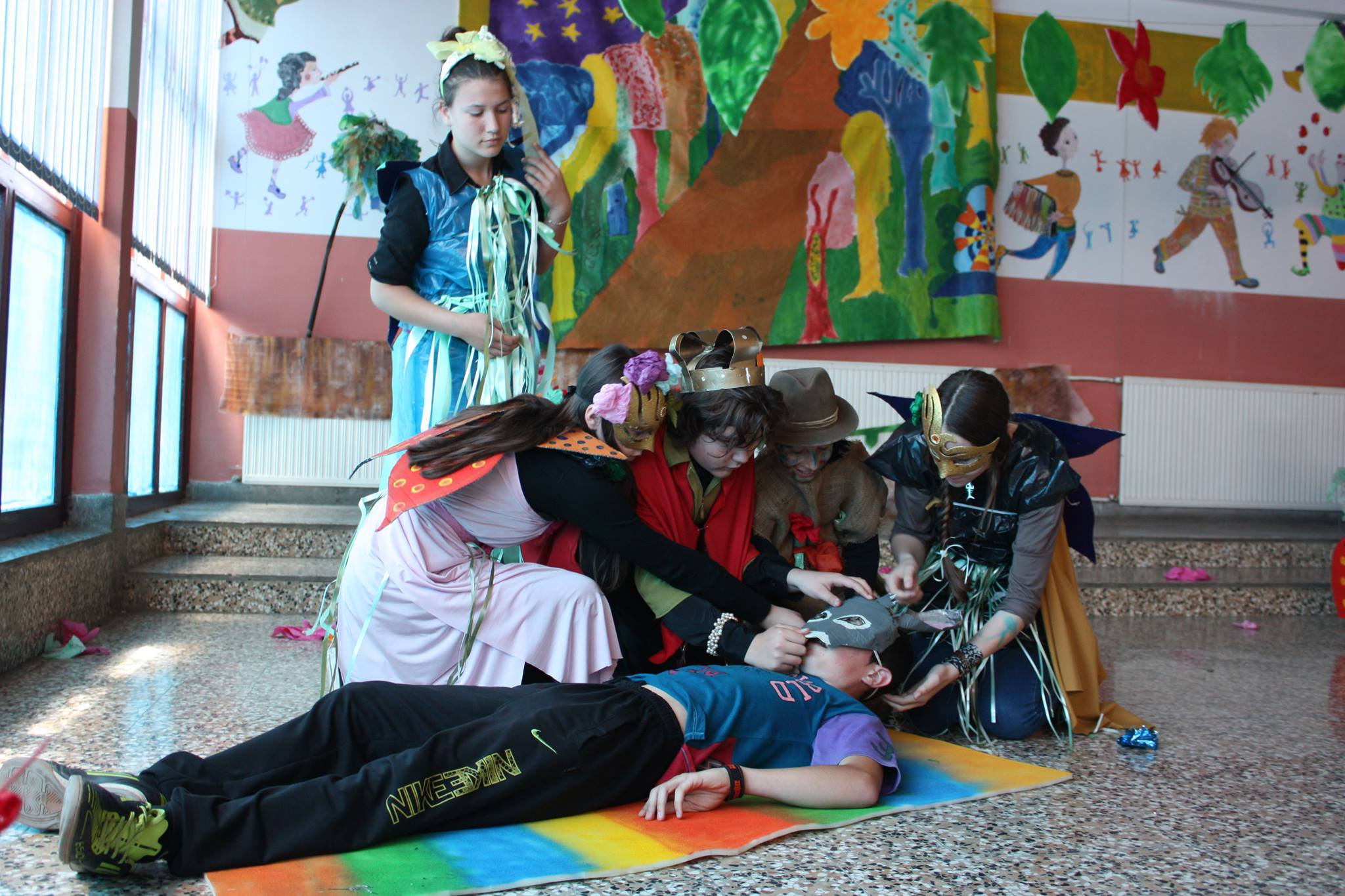 Notes from the Field: Creating a New Story Through Art in Post-Conflict Bosnia and Herzegovina