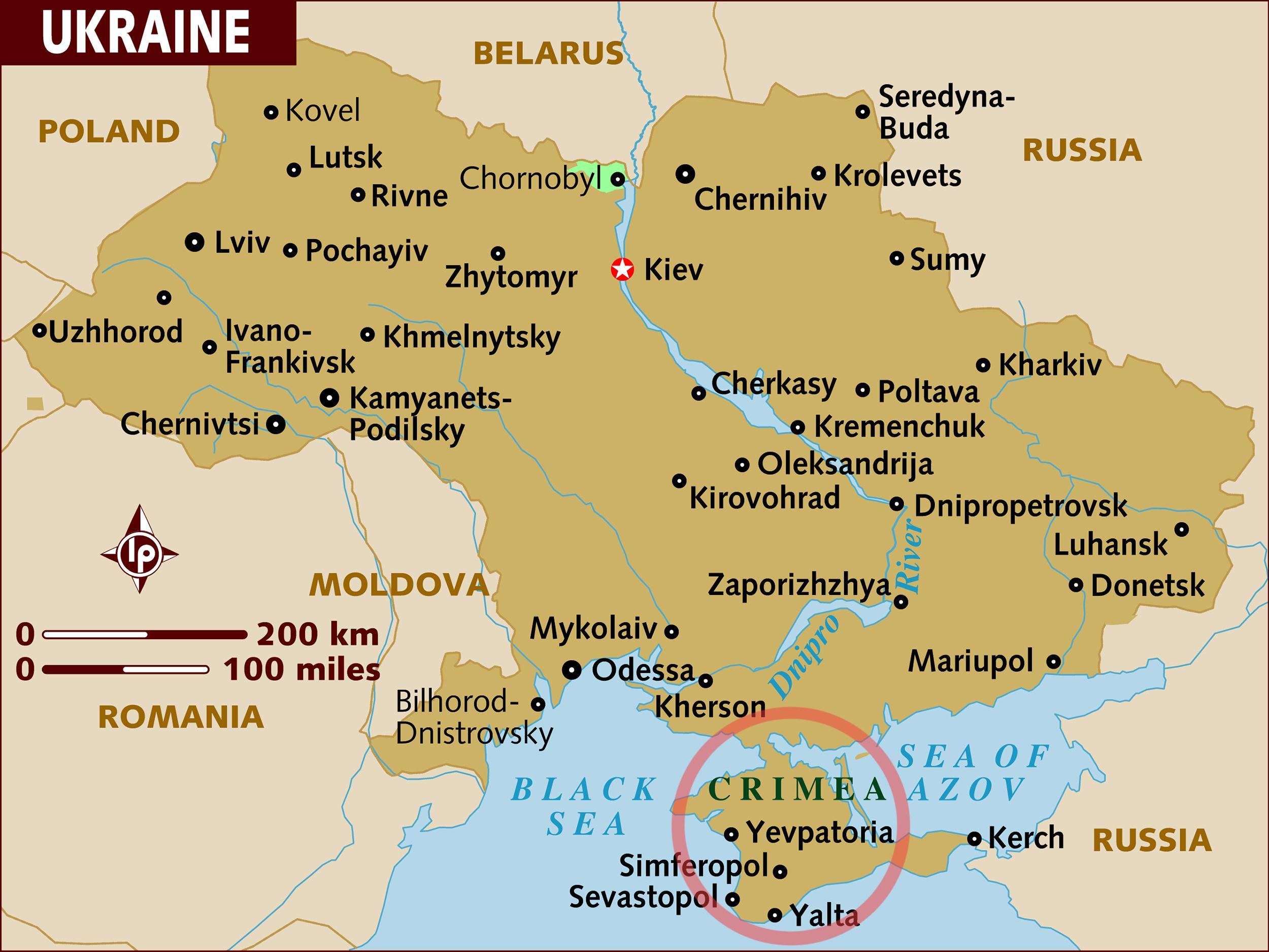 Putin's Calculus in Ukraine