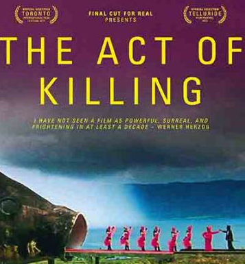 A Review of The Act of Killing (2012): Trauma, Memory, and the Power of Filmmaking
