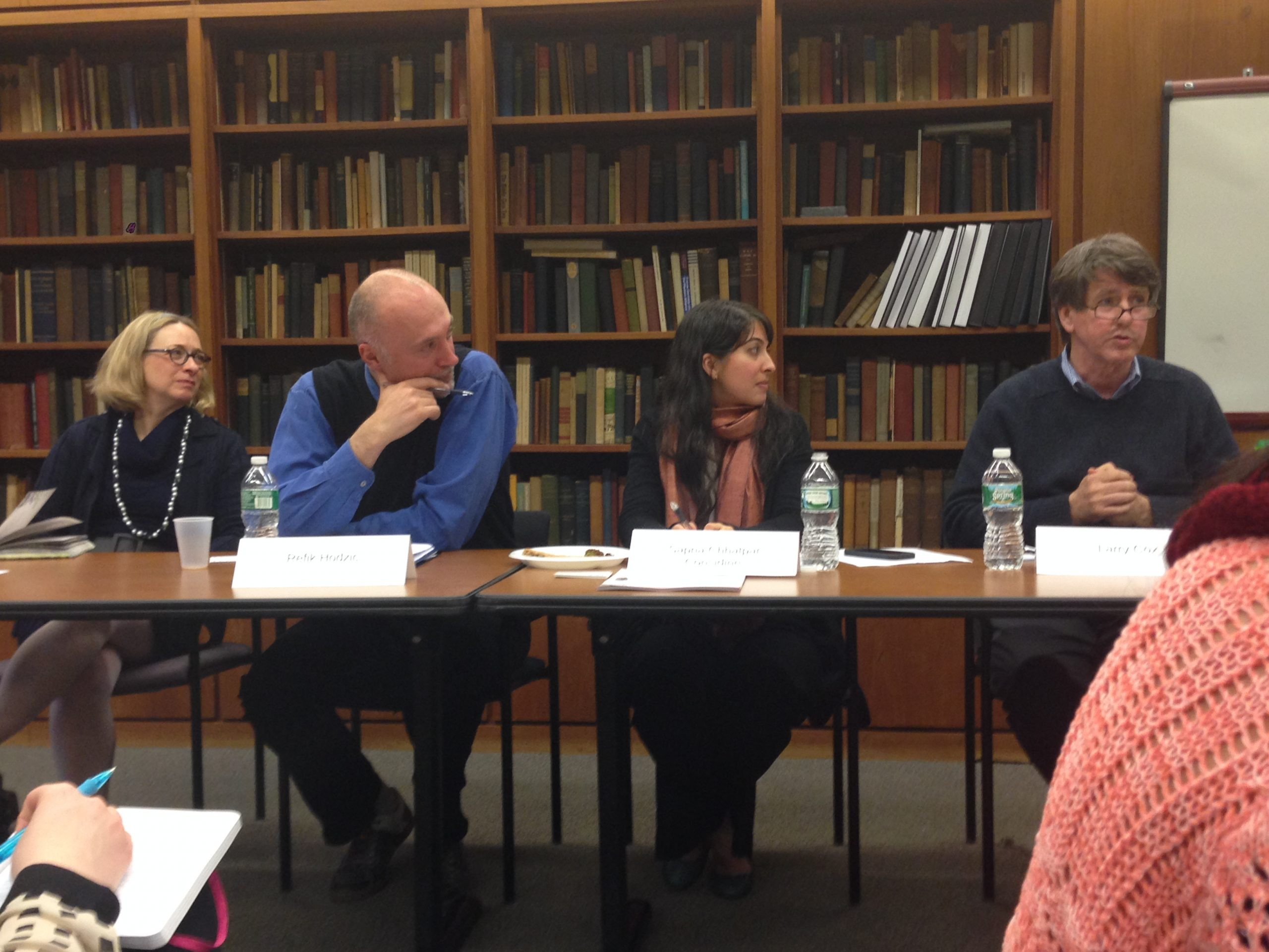 """""""What is your vision of human rights work?"""" -Careers in Human Rights Panel Discussion"""