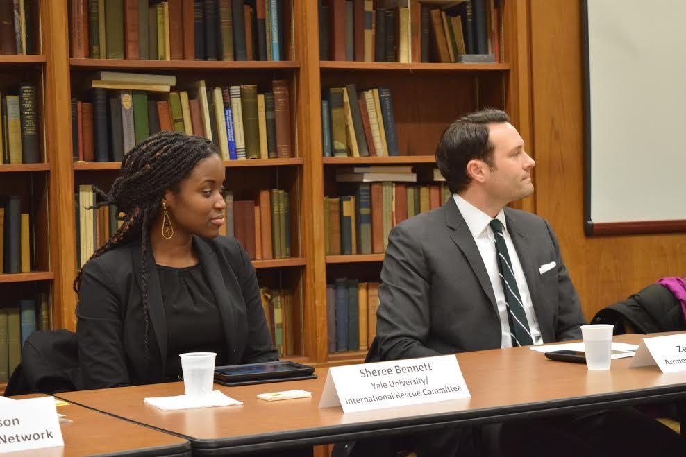 Human Rights Career Panel