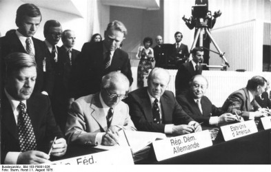On their 40th Anniversary, the Helsinki Accords retain a powerful legacy