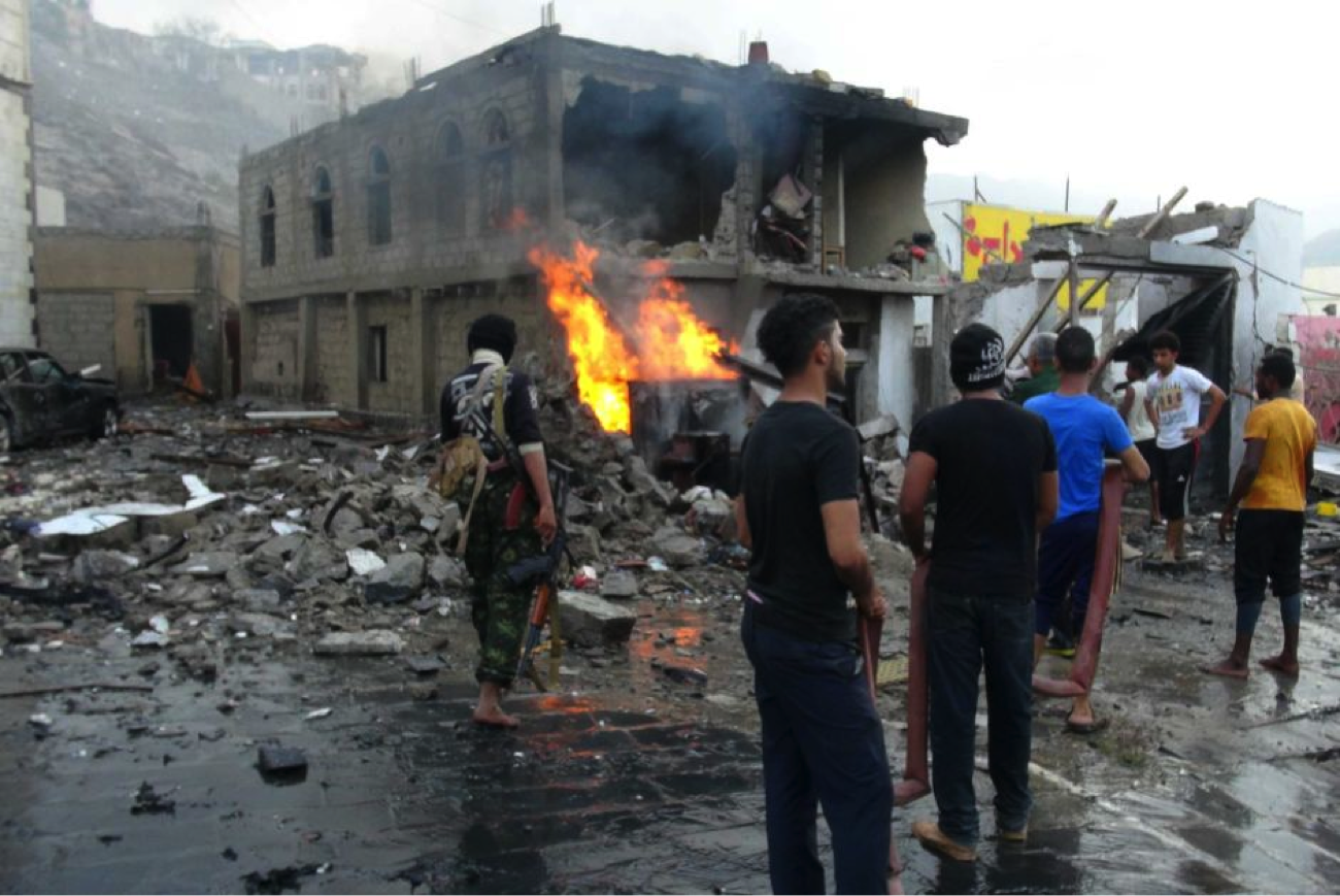 The U.S. in Yemen: Worth the Human Cost?