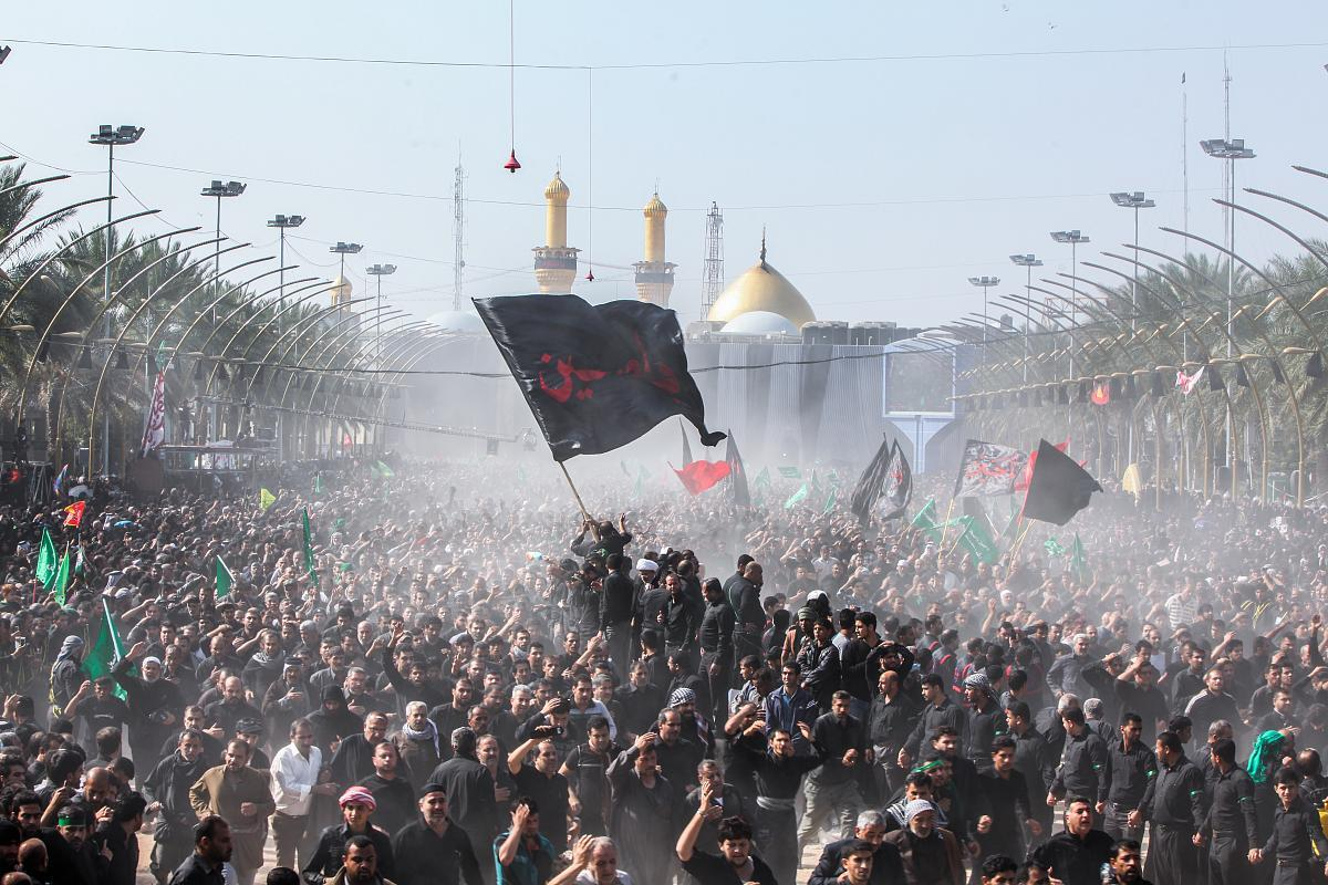 The Shia Against ISIS: From Karbala 680 to Iraq 2015