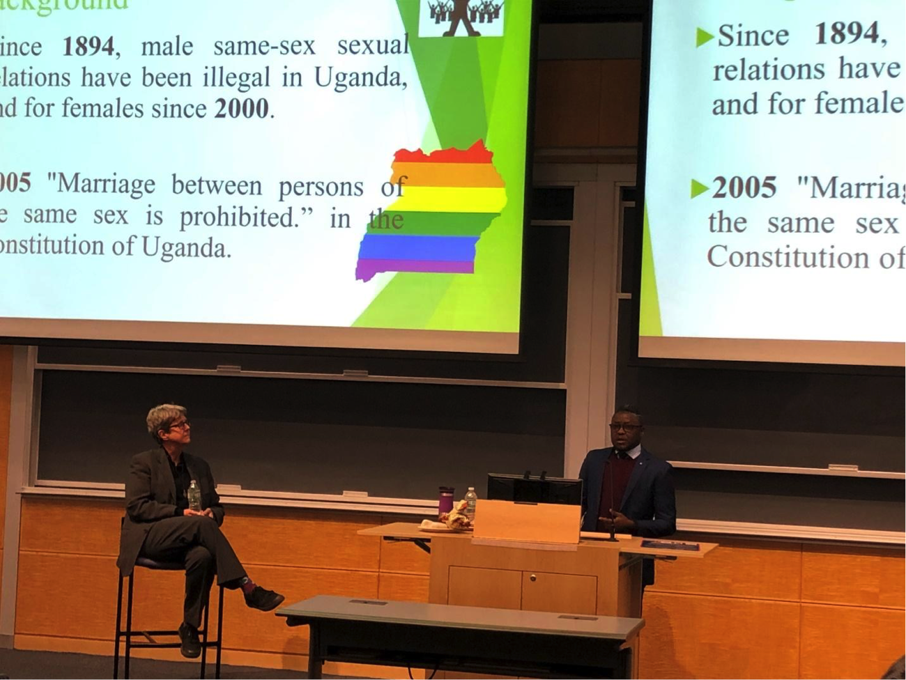 LGBTQ Rights in a Global Perspective