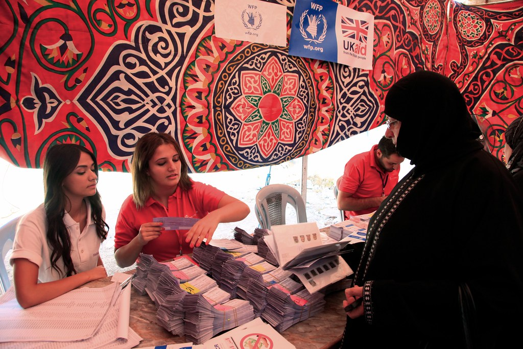 Technology and Privacy in Refugee Aid