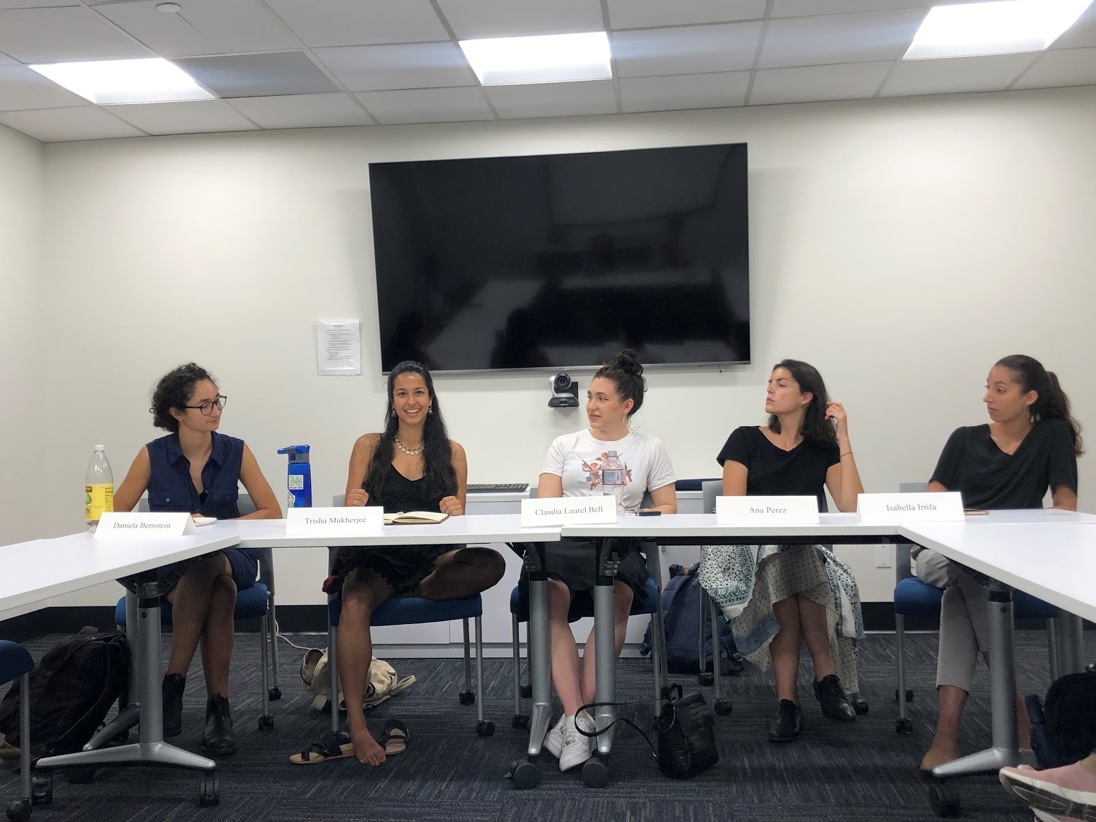 Columbia Community Internship Experiences in Human Rights: A Panel Discussion