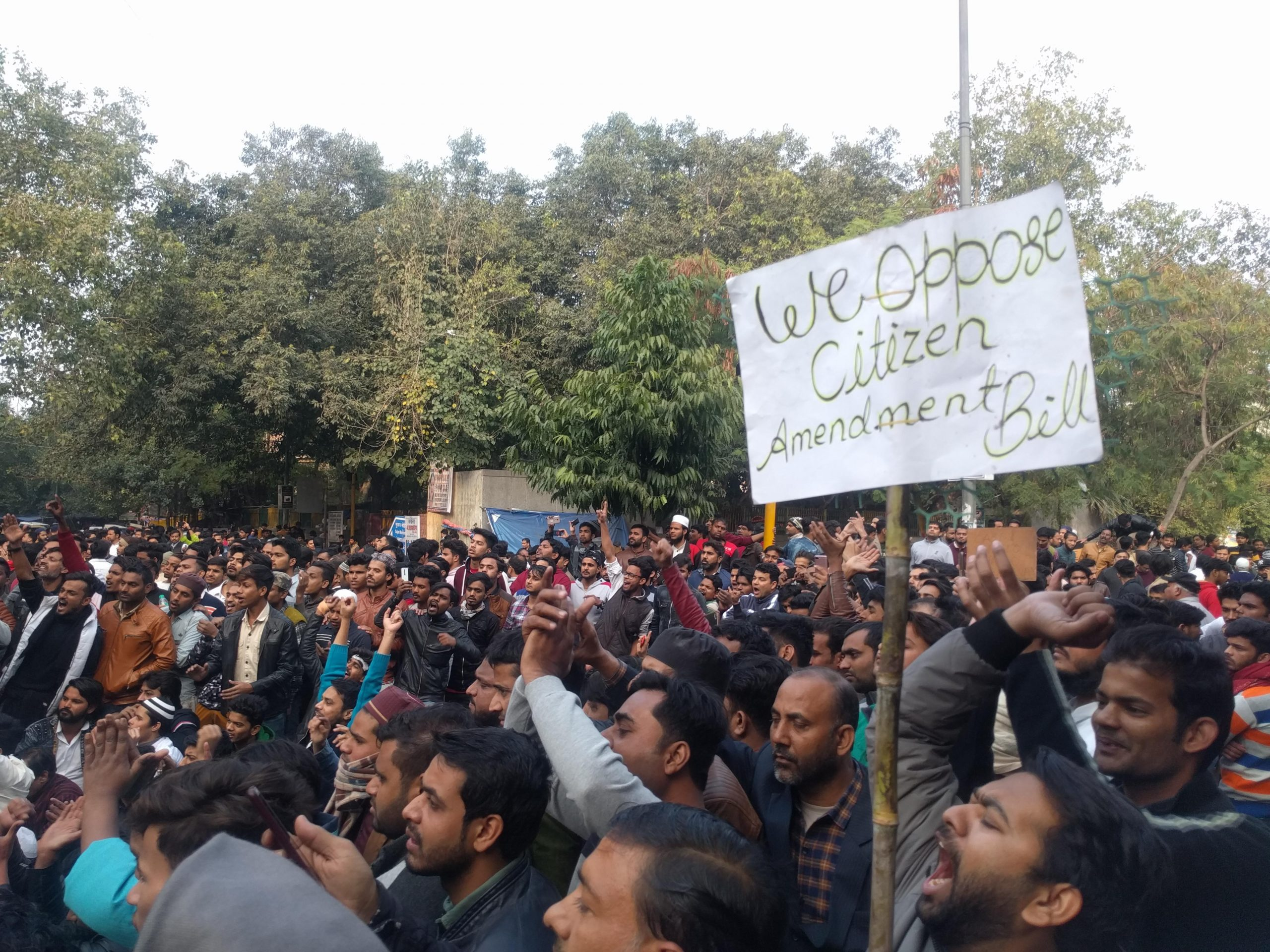 An Unending Crisis: India's Amendment to the Citizenship Act