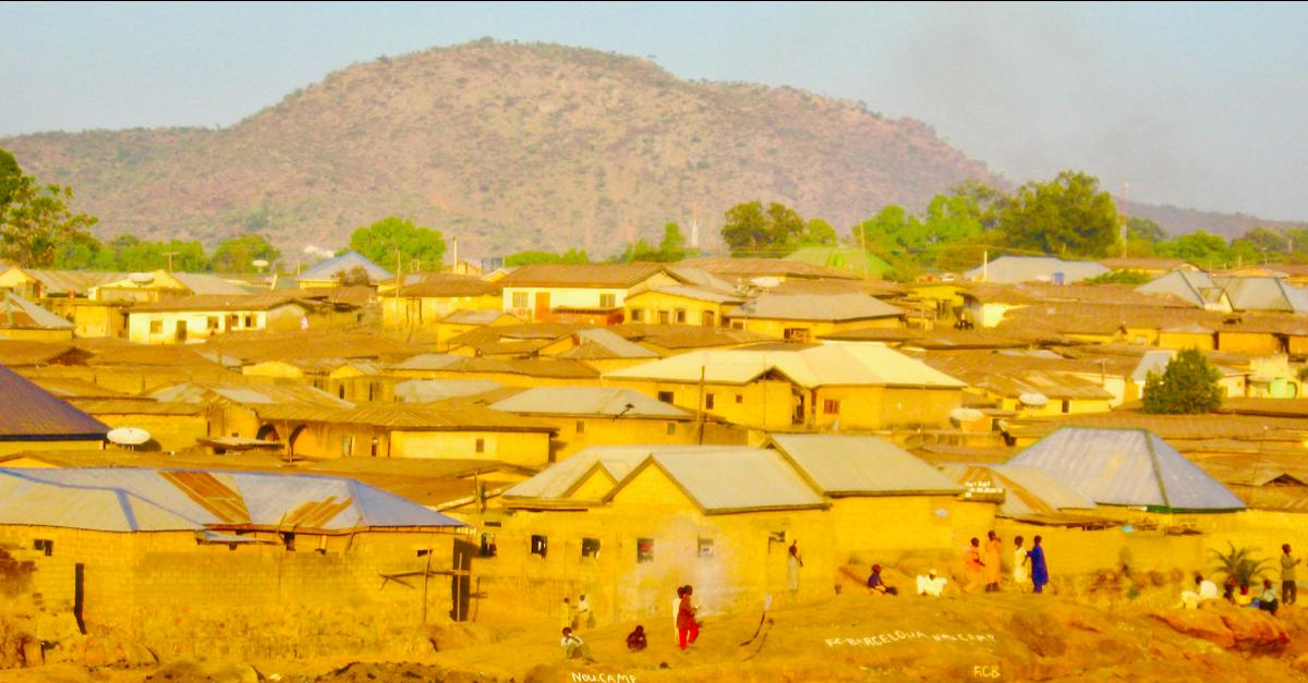 Non-Violence in Communal War in Central Nigeria