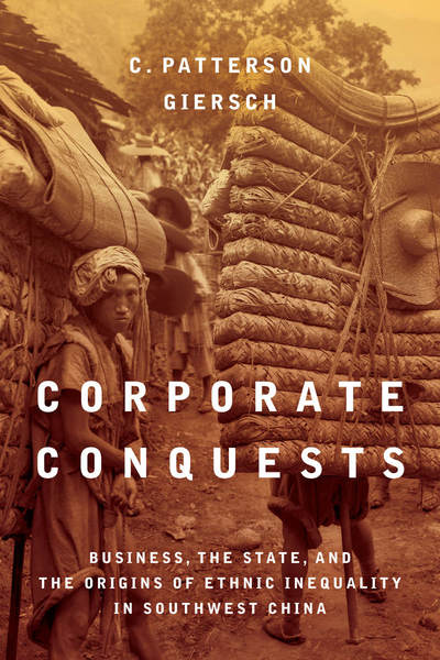 Disempowered Development: A Conversation on Corporate Conquests in Southwest China with author Pat Giersch