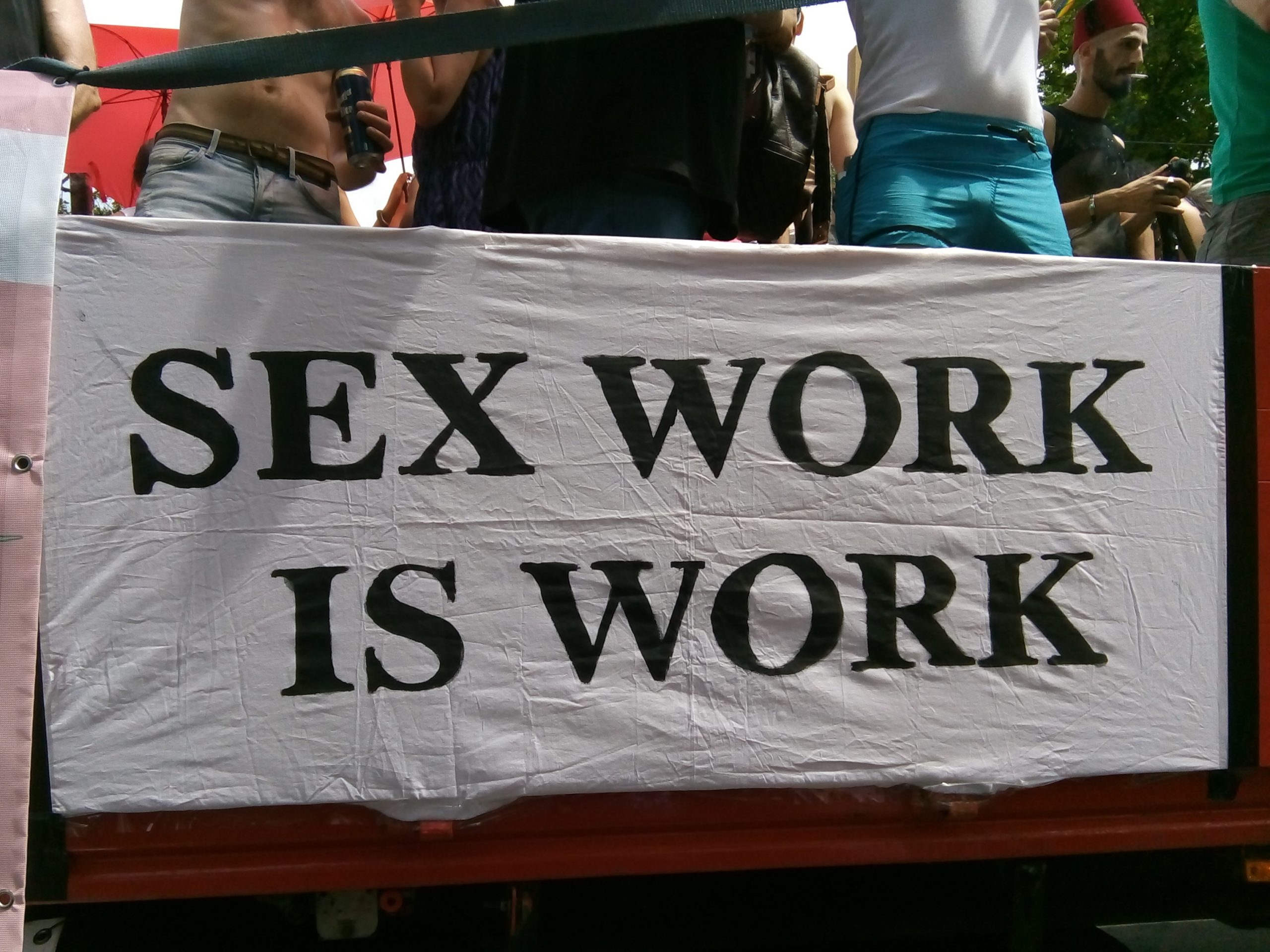 Sex Workers' Rights are Human Rights: Repeal FOSTA-SESTA
