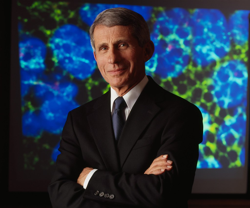 The Year of COVID-19 with Dr. Anthony Fauci