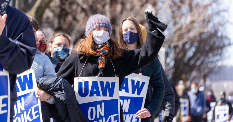 The Neoliberalization of Academia: Why the Columbia University Graduate Workers Strike is a Human Rights Imperative