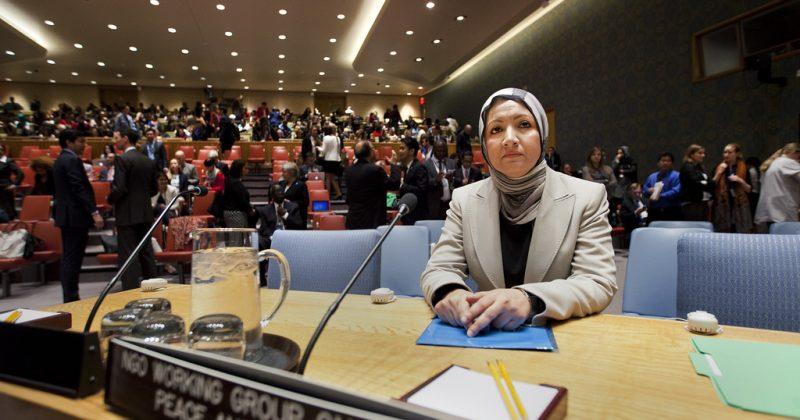 The Vital Role of Women in Peacebuilding