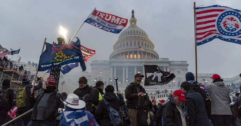 What the Storming of the U.S. Capitol tells us about Contemporary Human Rights