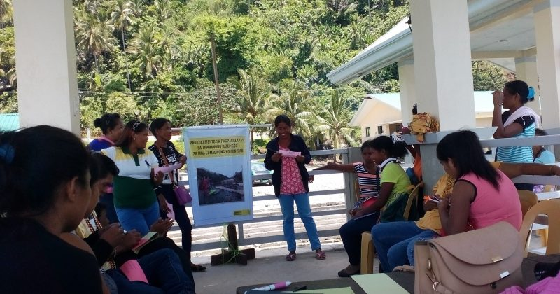 Amnesty Philippines: Promoting Corporate Accountability and Indigenous Women's Rights through Human Rights Education