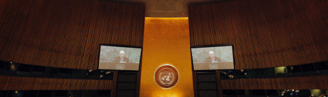 Chief of UN Outreach: John Ericson