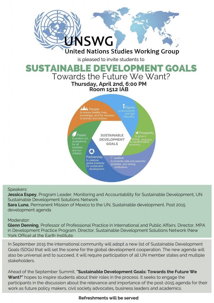 SDGs Poster 2